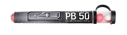 Umarex T4E PB 50 Pepper/Pfeffer Kugeln HDR
