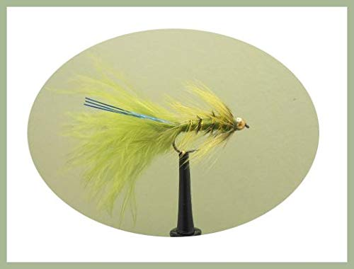 troutflies uk lures blue flash