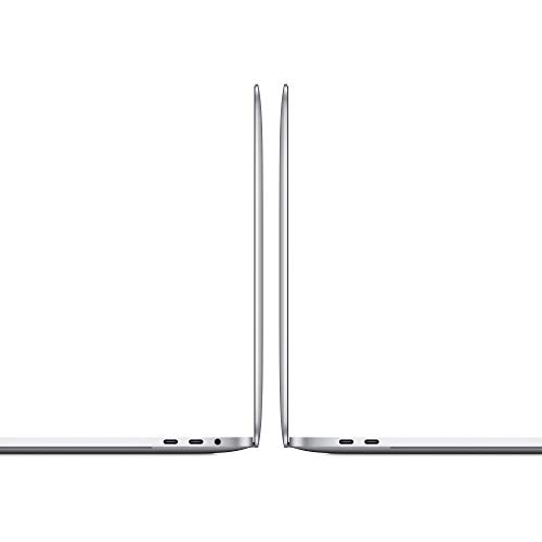 Product Image 1: Apple MacBook Pro with Intel Processor (13-inch, 16GB RAM, 512GB SSD Storage) – Silver