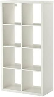 IKEA KALLAX シェルフユニット ホワイト 77×147cm 10275895