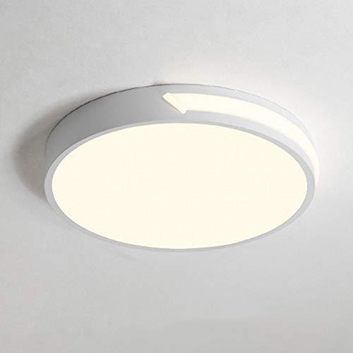 Soffitto di disegno LED Retro Moderna perla luce potere bianco di colore chiaro 18W Three (3000-6000K) acrilico Ferro turni materiali plafoniera Utilizzato per la villa sala soggiorno