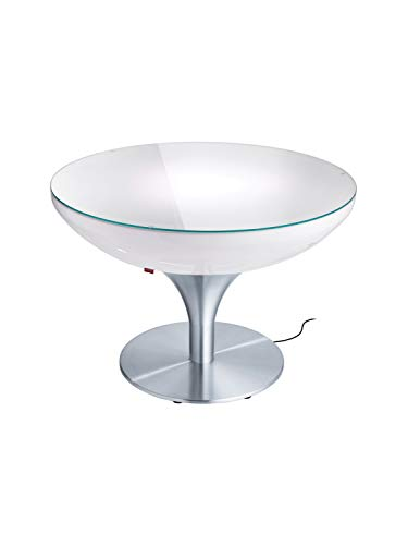 Table basse lounge 55 outdoor led (multicolore) + télécommande