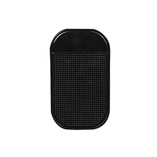 XQWR Soporte antideslizante para teléfono móvil para coche, color negro