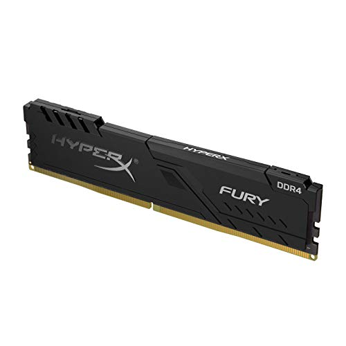 HyperX Fury 32GB 3200MHz DDR4 Ram CL16 DIMM Black...