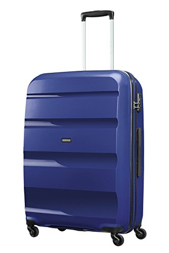 American Tourister Bon Air Spinner Valise, 75 cm, 91 L, Bleu (Midnight Navy)