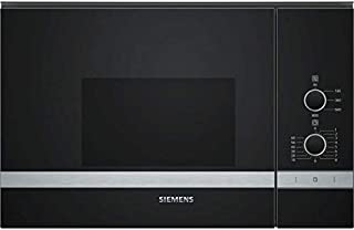 Siemens 西门子 Bf520Lmr0 微波炉 不锈钢 黑色 均码