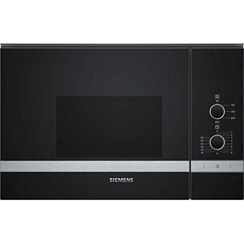 Siemens 2500047133 Einbau-Mikrowelle, Schwarz
