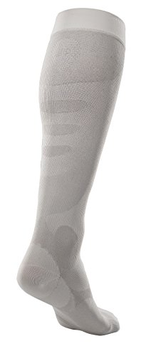 Calcetines de recuperación compresivos Sport UP® Thuasne Sport - Blanco - Talla XL