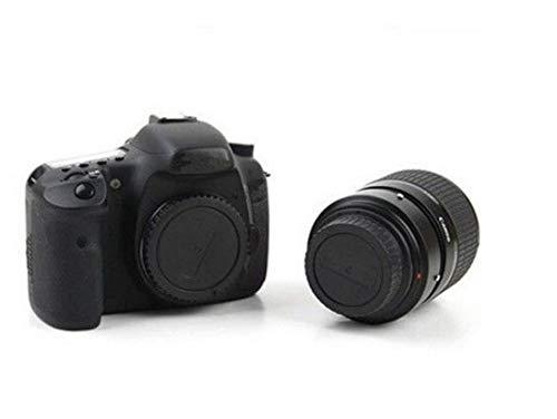 Cover Lens Camera Body Rear Cap for Nikon D7000 D5100 D5000 D3200 D3100 D3000 D90 D80 D70 D60 D50 D40 DX 55-200/4-5.6G ED/VR