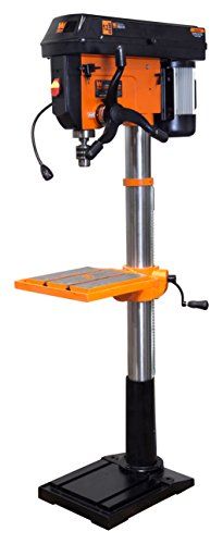 WEN 4227 13 Amp 12-Speed Floor Standing Drill Press, 17""
