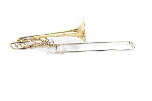 Roy Benson 701180 - Trombón bajo en Sib/Fa/Solb/Re BT-260,