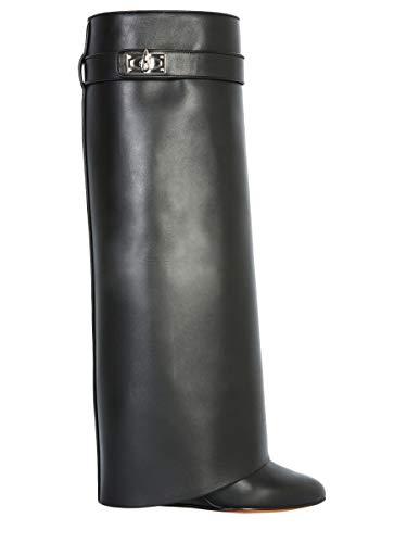 Givenchy Luxury Fashion Damen BE08905004001 Schwarz Leder Stiefel | Frühling Sommer 20