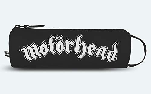 Motorhead Logo (Pencil Case) Rocksax [Vinyl LP]