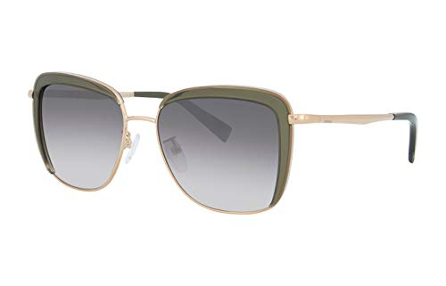 Furla Eyewear Mujer N/A Gafas de sol, Dorado (Shiny Copper Gold), 45