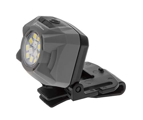 Smith & Wesson Night Guard Quad Beam 420 Lumen Rechargeable, Waterproof Headlamp with Hat/Pocket Clip for Tracking, Survival, Hunting and Outdoor