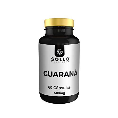 Guaraná - 60 Cápsulas