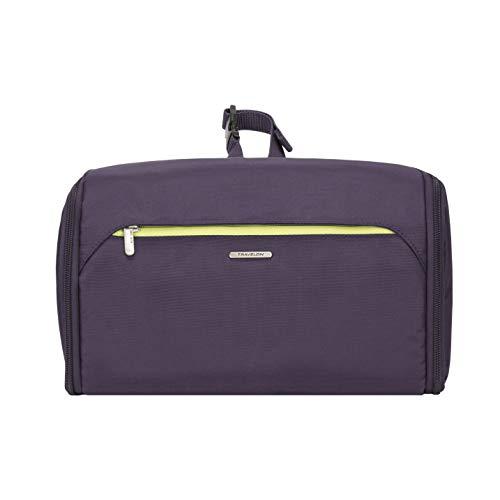 Travelon Luggage Flat-Out Toiletry Kit, Purple