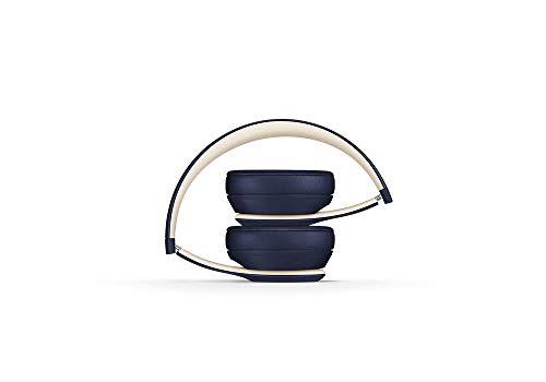 BeatsSolo3Wirelessワイヤレスヘッドホン-AppleW1ヘッドフォンチップ、Class1Bluetooth、最長40時間の再生時間-クラブネイビー