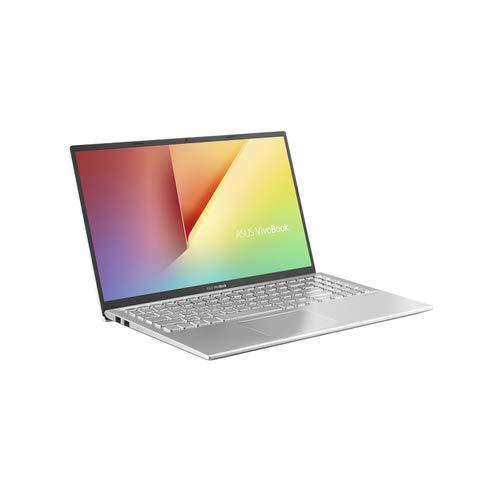 VivoBook S512JF 15.6  FHD Intel Core i5 di decima generazione 8 GB DDR4 512 GB SSD PCIEX NVIDIA GeForce MX130 Wi-Fi 5 Windows 10 Home Silver tast.retroilluminata