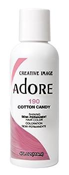Adore Semi-Permanent Haircolor 190 Cotton Candy 4 Oz
