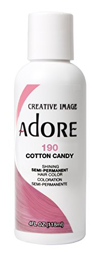 Adore Semi-Permanent Hair Color (#190 Cotton Candy) by Adore