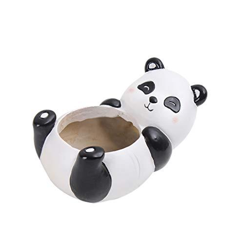 VORCOOL Animal Flower Pot Panda ...