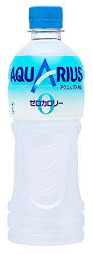 コカ・コーラ アクエリアス ゼロ 500mlPET×24本