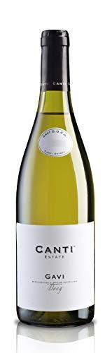 CANTI Gavi DOCG Italien Trockener Weißwein Cortese trocken (1 x 0.75 l)