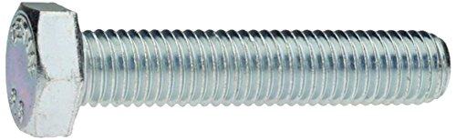 Aparoli sja-69536 QB pour vis à 6 pans avec filetage jusqu'à tête DIN 933 8.8 galvanisé 24 x 180 VE : 5 Lot de qualité : Basic