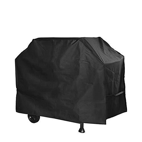 JHKGY Couverture De Fumeur De Barbecue De 600D Résistante Entièrement Imperméable Extérieure De Barbecue avec Un Matériau Résistant À La Déchirure Et À La Déchirure,172×58×104cm