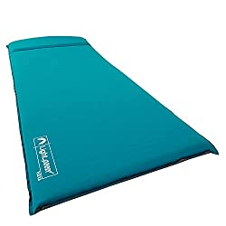 Self Inflating Pad For Tall People