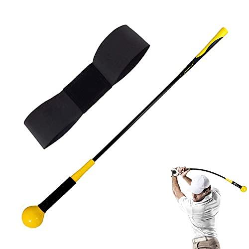Entrainement au Swing Golf Trainer Correction pour le Tempo Et La Flexibilité De la Prise Force...
