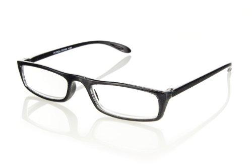 I Need You Fertiglesebrille / Lesehilfe / Notlesebrille G37000 +1,50 schwarz Kunststoffbrille