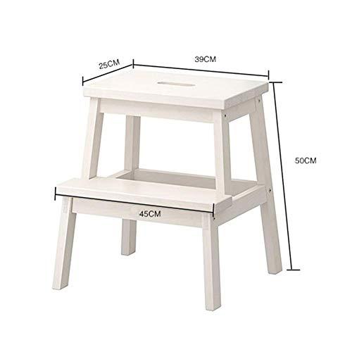 QQXX hoge stoelen voor baby's, eettafelstoelen, hotelstoelen van massief hout, milieuvriendelijk, draagbaar, opvouwbaar, zhangqiang (kleur: lak, maat: groot) ZQANG4313r-2 Zqang4313r-2