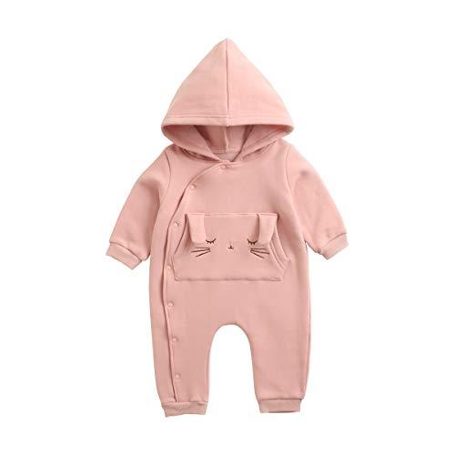 Body Liso de Bebé | Body Bebé Liso, Tallas de 0 a 24 Meses | Body Bebé con Corchetes, 100% Algodón | Body Bebé Unisex Recien Nacido | Cuello Alto | Bodies Bebé