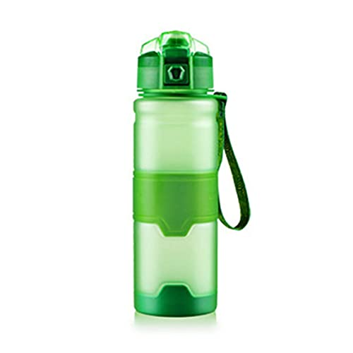 KoelrMsd Water Bottle Protein Shaker Portable Motion Sports Water Bottle Free Plastic For Sports Camping Hiking