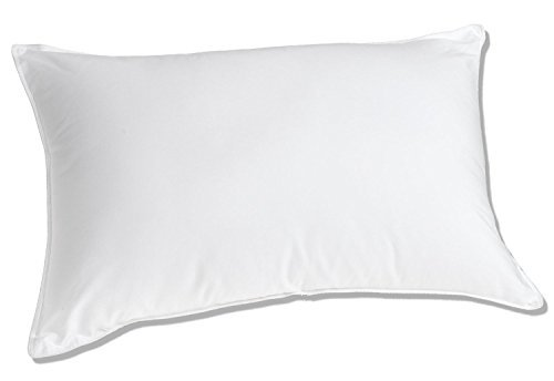 Linenwalas Goose Down and Feather Pillows Standard - White (20' x 36')