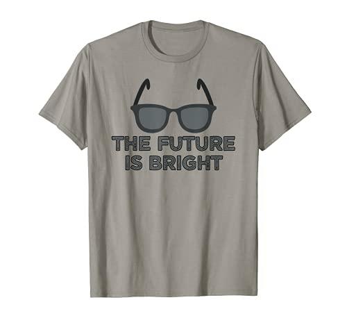 EL FUTURO ES BRILLANTE - Gafas de sol Camiseta