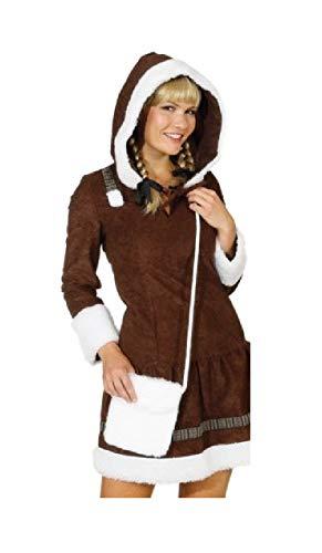 narrenkiste O47420 weiß Damen Hippie Tasche Eskimotasche Plüschtasche Umhängetasche Felltasche Eskimo