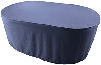 KaufPirat Premium Tarpaulin 180 x 95 x 15 cm Garden Furniture Cover Cover Protective Cover White