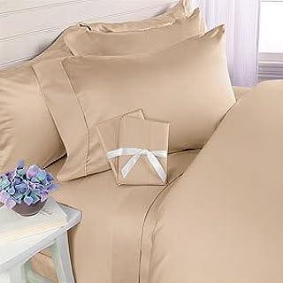 Ropa de cama egipcia muy suave - 1000 de hilo de algodón egipcio 4 ...
