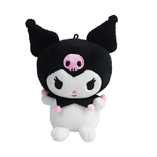 Anime Doll Keychains Cute Kuromi Pl…