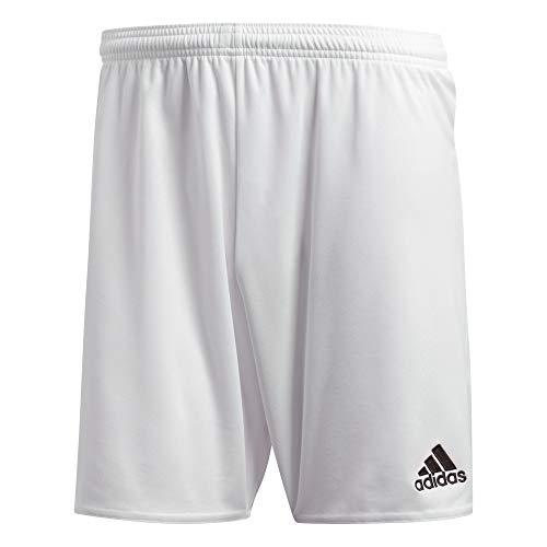 Adidas Parma 16 SHO B, Pantaloncini Bambini e Ragazzi, Bianco (White/Black), 13-14A