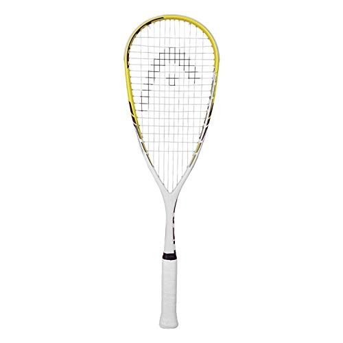HEAD Microgel Blast Squash Racquet   Ideal for Men, Women and Adult Kids