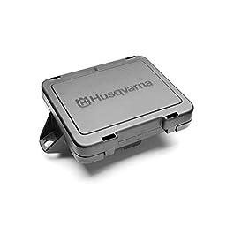 Husqvarna Boîte de protection pour câble – Accessoire d'origine pour robot tondeuse ou automower