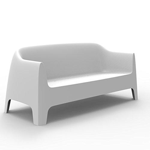 Vondom Solid Sofa Bianco