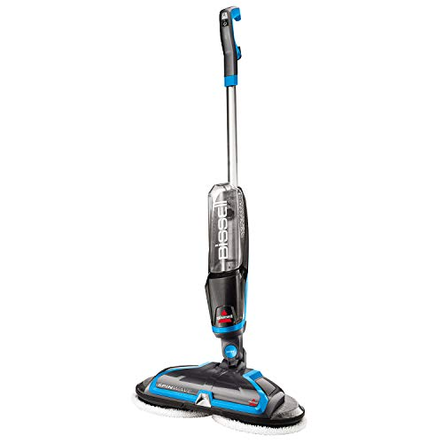 BISSELL SpinWave | Hard Floor Cleaning System | Electric Spray Mop With Rotating Pads | 2052E