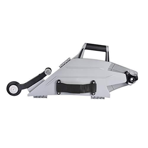Shaying Gypsum Board Joint Tool, Drywall Banjo Taping Tool, Handheld Remodeler's Taping Tool with Reversible Inside Corner Roller Wheel, Drywall Banjo Taper