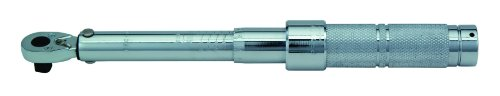 Stanley Proto J6020AB 3 4-Inch Drive Ratcheting Head Micrometer Torque Wrench, 120-600-Feet Pound