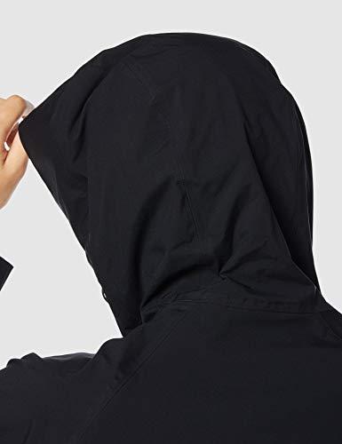 『[ヘリーハンセン] シェルジャケット コンフォートトレックレインジャケット ブラック M』の4枚目の画像